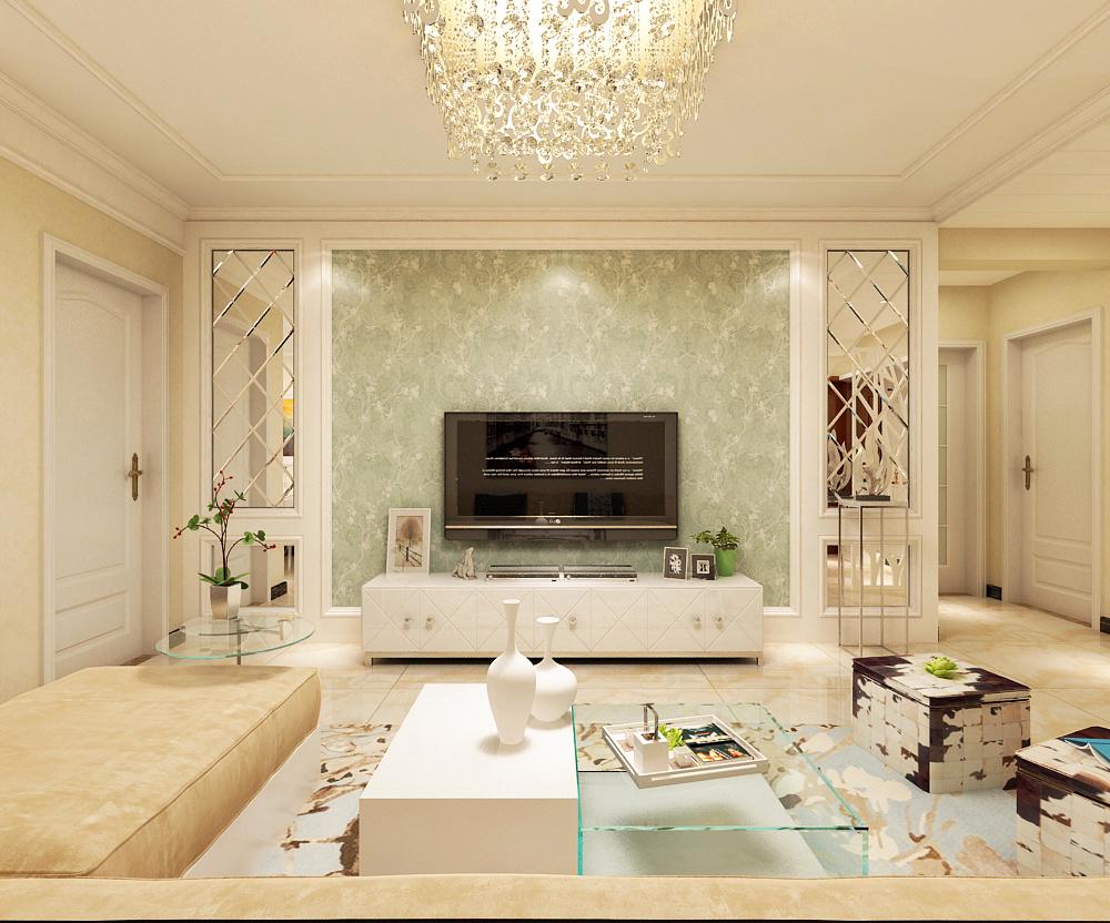 现代时尚都市优雅 简约纯净装修